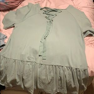 Babydoll style top